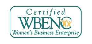 Certified WBENC Women's Business Enterprise logo